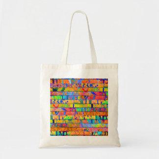 Pinte gotejamentos bolsas para compras
