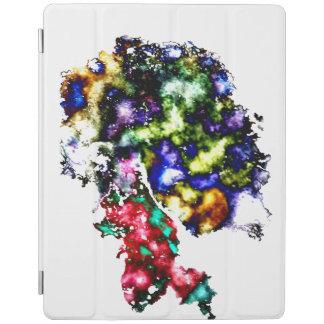 Pinte o cobrir esperto do iPad dos pontos Capa Smart Para iPad