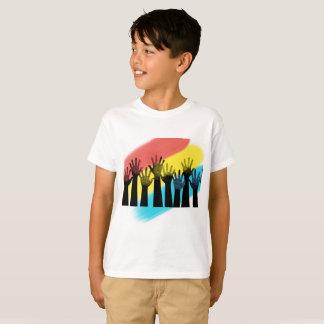 Pinte sua própria vida camiseta