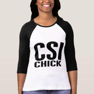 Pintinho 1 de CSI T-shirt