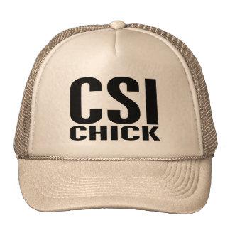 Pintinho 1 de CSI Boné