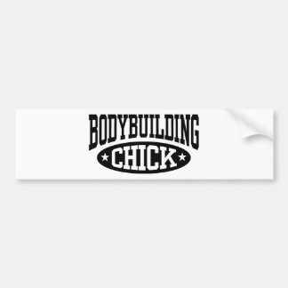 Pintinho do Bodybuilding Adesivo