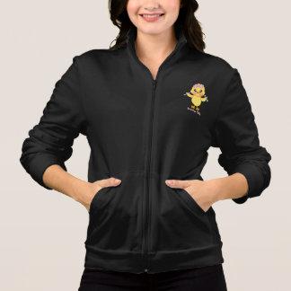 Pintinho do exercício (customizável) jaqueta estampada