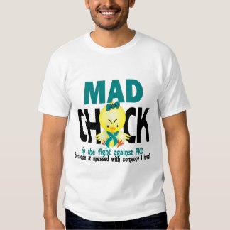 Pintinho louco na luta PKD Camisetas