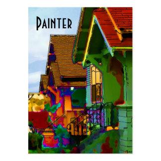 Pintor Cartão De Visita Grande