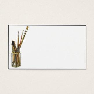 Pintor Cartão De Visitas