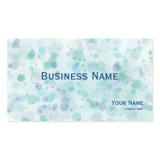 pintor profissional - a tinta espirra cartão de visita