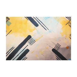 pintura abstracta impressão em tela
