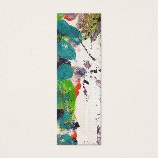 Pintura acrílica do cartão magro por Kismae