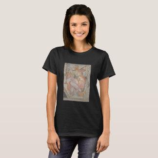 Pintura da capela de Michelangelo 16a na camisa