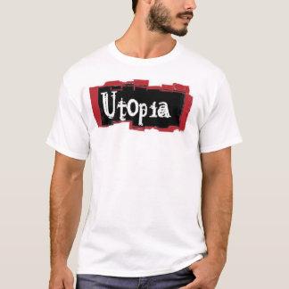 Pintura da cor de Utopia Camiseta