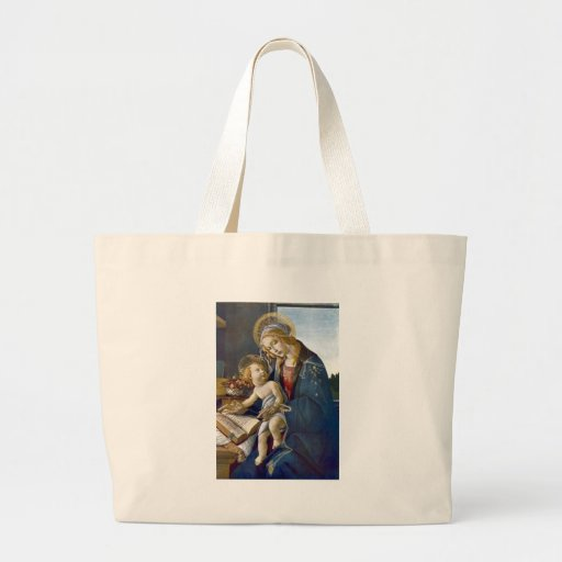 Pintura da religião do livro infantil de Madonna M Bolsas