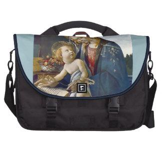Pintura da religião do livro infantil de Madonna M Mala Para Laptop