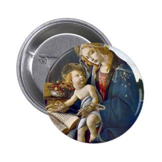 Pintura da religião do livro infantil de Madonna M Boton