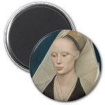 Pintura de Roger Weyden Imãs De Geladeira