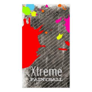 Pintura do GC   Xtreme Cartão De Visita