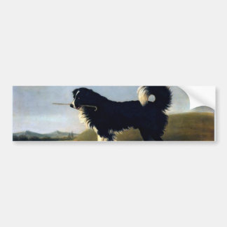 Pintura dos animais de estimação de Norfolk Terrie Adesivos