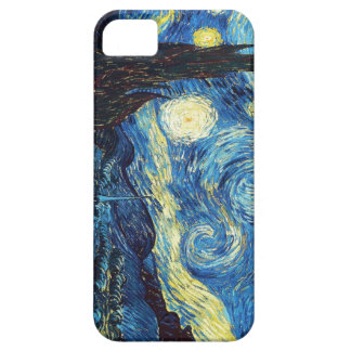 Pintura famosa de Vincent van Gogh da noite Capa Barely There Para iPhone 5