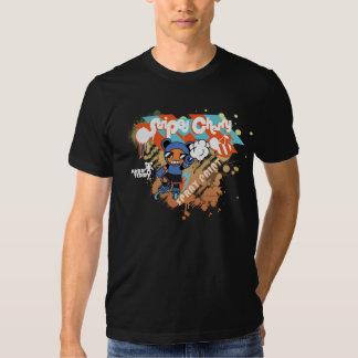 Pintura pistola do ursinho de Robo - t-shirt