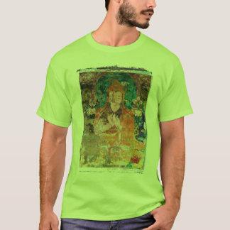 Pintura tibetana camiseta