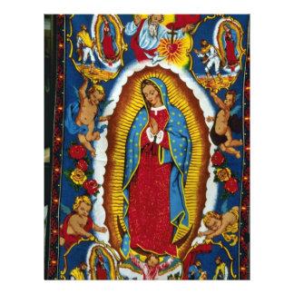 Pinturas cristãs modelos de panfleto