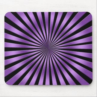 Pinwheel roxo Mousepad