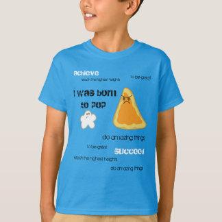 Pipoca contra a camisa do sucesso do Nacho
