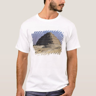 Pirâmide da etapa do rei Djoser Velho Reino Camiseta