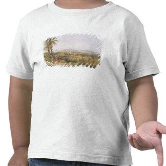 Pirara e lago Amucu, o local do EL Dorado, de Camiseta
