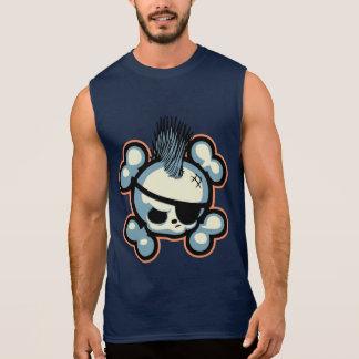 Pirata 1113 de Punkin Camisa Sem Mangas