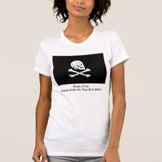 Pirata CNAs Camisetas
