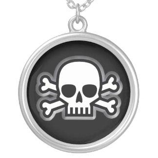 """Pirata de Roger alegre"" Colares Personalizados"