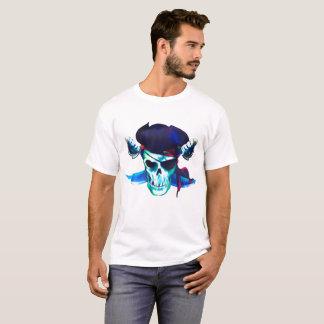 Pirata do crânio camiseta