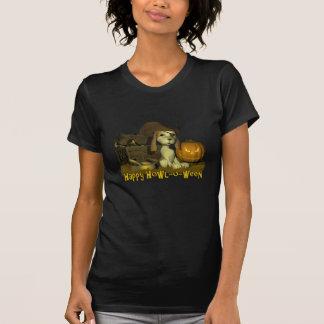 Pirata do filhote de cachorro do Dia das Bruxas T-shirts