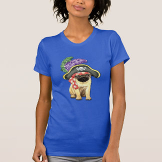 Pirata do Pug T-shirts