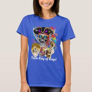 Pirata Lafitte todas as sugestões da opinião das T-shirts