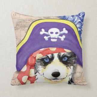 Pirata ronco almofada