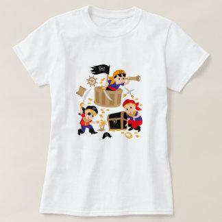Piratas Camisetas