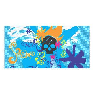 Pirate-Grunge-Graphics.ai Cartão Com Foto