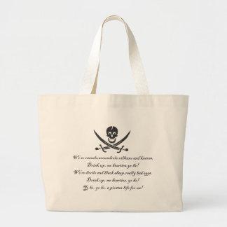 PirateLife, saco Bolsa Para Compra
