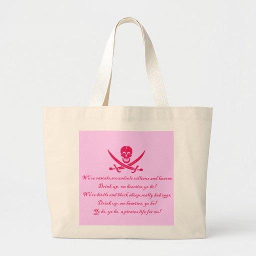 PirateLife, saco Bolsas Para Compras