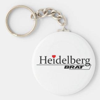 Pirralho de Heidelberg - A001L Chaveiro