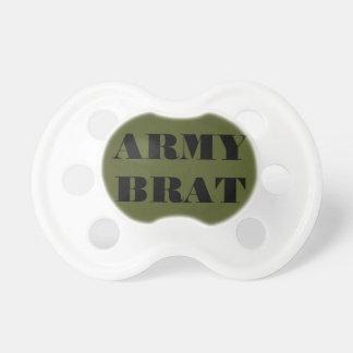 Pirralho do exército do Pacifier Chupeta