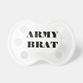 Pirralho do exército do Pacifier Chupeta Para Bebê