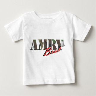 pirralho do exército t-shirt