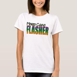 Pisca-pisca do carnaval camiseta