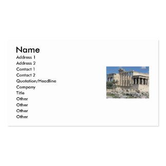 Piscina antiga - a acrópole - cartão de visita