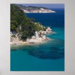 PISCINA, ilhas do Egeu do nordeste, SAMOS, Pôsteres
