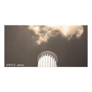 PISCINA mim Atenas Cartão Com Foto