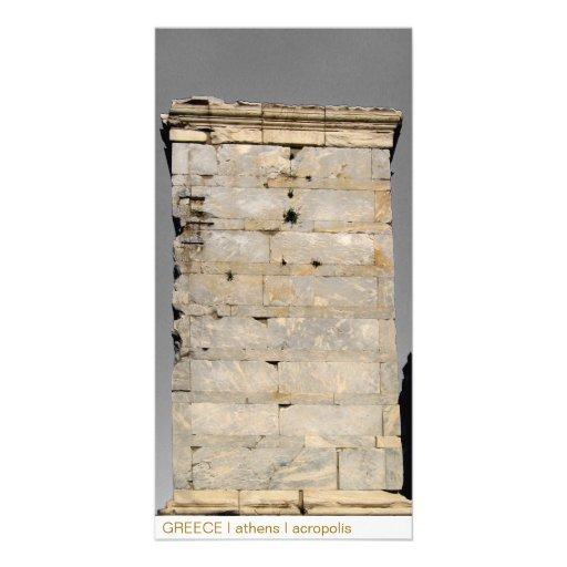 PISCINA mim Atenas mim acrópole Cartoes Com Fotos Personalizados